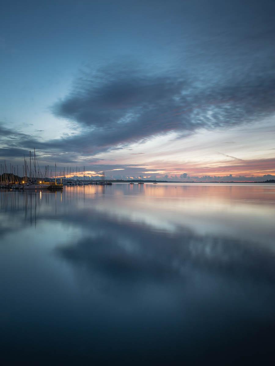 Cloud Reflection by Karen Vesterager.