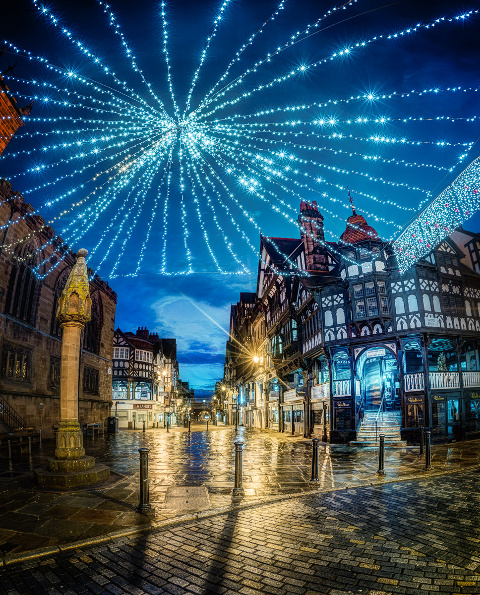 Chester Shooting Star by Jacob Surland.